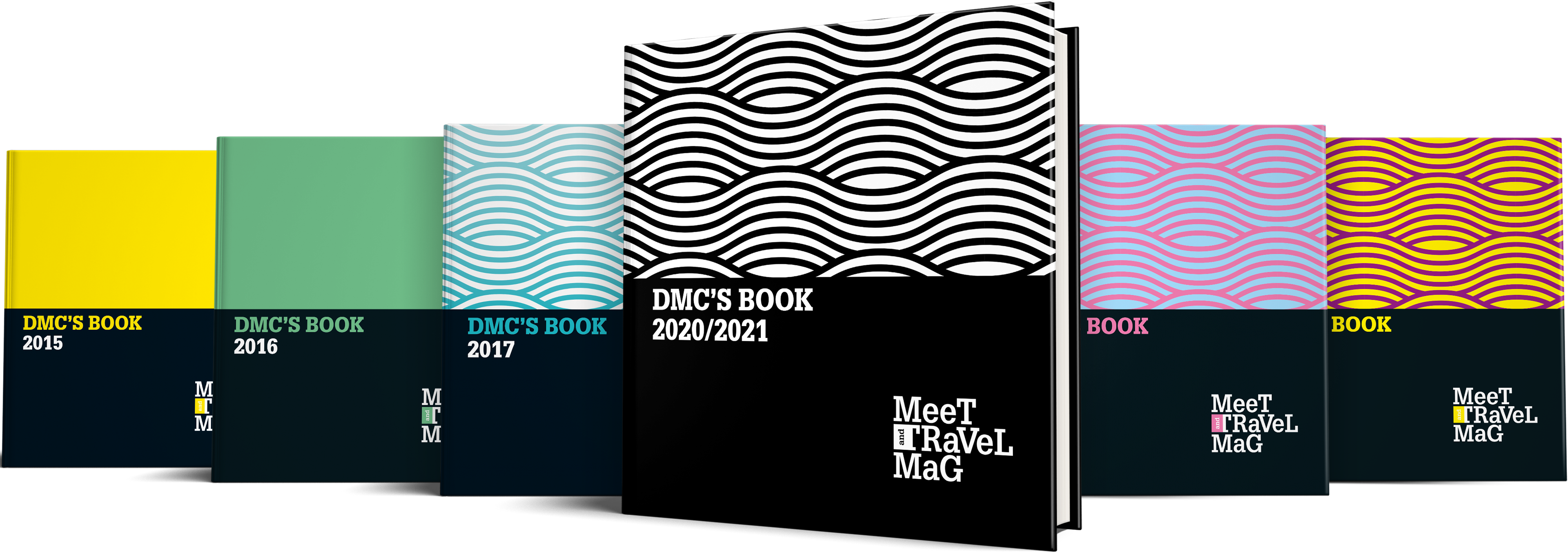 DMC Book Couvertures